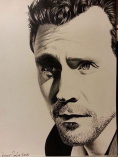 Tom Hiddleston Drawing my Devery Conlon #tomhiddleston #loki #hiddles