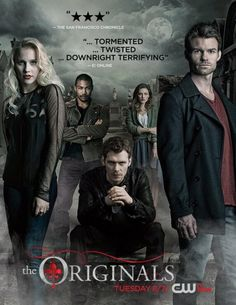 New Promo Posters for The Originals