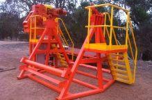 Alcaro Conveyor Belt Winder AR26T Model Winder