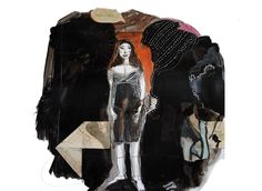 Roma encre de Chine, collage 2014 Collage, Illustrations, India Ink, Collages, Illustration, Collage Art, Illustrators, Colleges