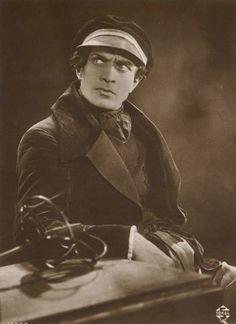 Conrad Veidt in The Student of Prague, 1926