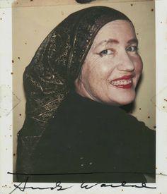 """Andy Warhol, """"Little"""" Edie Beale, 1978"""