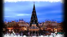 Disney Paris  Christmas