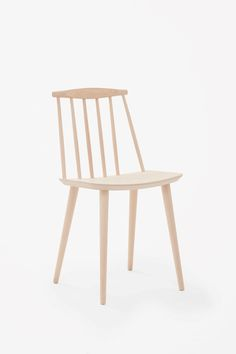 COS x HAY J77 Chair in Biscuit
