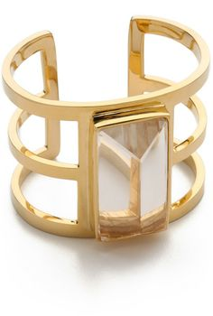 Love this: For Veronica Beard Three Row Cuff Bracelet @Lyst