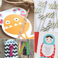 Best Etsy Shops For Kids' Birthday Party Supplies