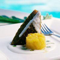Caribbean Spice Cake