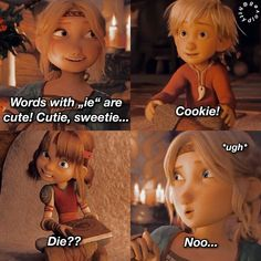 Cute Memes, Really Funny Memes, Stupid Funny Memes, Funny Laugh, Hilarious, Httyd, Hiccup, Funny Disney Jokes, Disney Memes