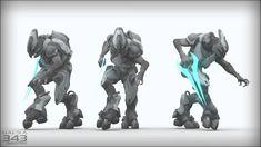 Halo 4 Animation Show Reel - Will Christiansen