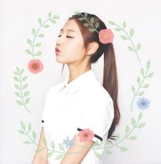 Lovelyz Album Pics - Yein
