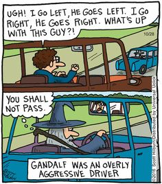 One of the many great comics you can read for free at GoComics.com!  Follow us for giveaways & giggles.