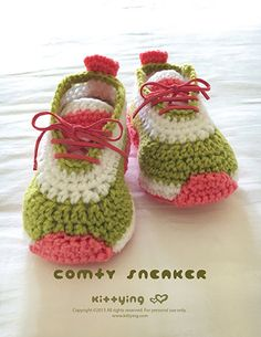 Comfy Toddler Sneakers Crochet Pattern by Crochet Pattern Kittying from Kittying.com / Mulu.us Adidas, Baby Pattern, Baby Sneakers, booties pattern, Children Sneakers, Crochet Baby Booties, Crochet Baby Patterns, Crochet Booties Pattern, Crochet Pattern, Kids Crochet Shoes, Kids sneakers, Nike Baby Sneakers, Nike Booties, Nike Crochet Sneakers, Nike Toddler Sneakers, Toddler Bootie, Toddler Booties, Toddler Booties Patterns, Toddler Crochet Boots, Toddler Crochet Shoes, Toddler Crochet…