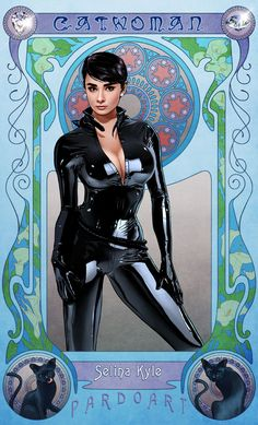Catwoman,