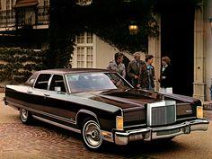 Continental Town Car: