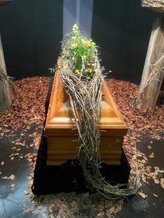 Alternatief voor een grafstuk...