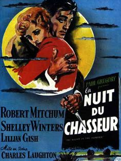 Affiche du film La Nuit du chasseur - Affiche 2 sur 2 - AlloCiné