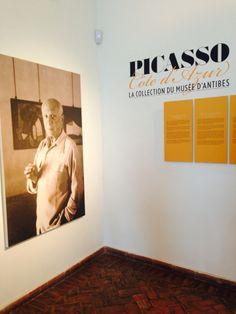 Musée Picasso à Antibes, PACA