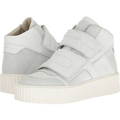 MM6 Maison Margiela Platform Two Band Sneaker