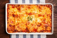 Try Dr. Travis' healthy take on a family favorite: lasagna! With 300 fewer calories than traditional recipes, you can enjoy this dish as often as you'd like.