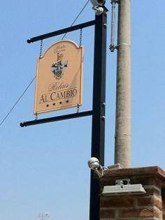 Al Cambio in Mombaruzzo, Piedmont Italy. The loveliest place!