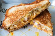 Buffalo Blue. Free Grilled Cheese to Active Duty and Retired Veterans November 11 at GCDC Grilled Cheese.
