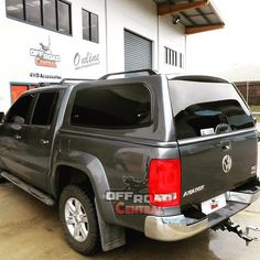 VW Amarok Dual Cab, Supplied & Fitted with SMM Metal canopy at Off Road Central 07 3203 2155 Volkswagen Amarok, Vw Amarok, Social Media Marketing, Digital Marketing, 4x4 Accessories, Metal Canopy, Offroad, Vans, Vehicles