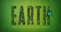 Create a Spectacular Grass Text Effect in Photoshop Photoshop Lessons, How To Use Photoshop, Photoshop Design, Photoshop Tutorial, Bubble Drawing, Poster Text, Photoshop Text Effects, 3d Text Effect, Graphic Design Tutorials