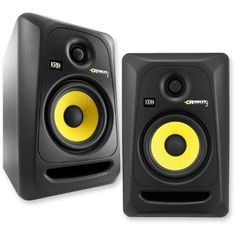 #10: KRK RP5G3-NA Rokit 5 Generation 3 Powered Studio Monitor  Pair KRK RP5G3 NA Generation Powered Monitor has high ratings and popularity and is a great buy in the best selling products in Musical Instruments  category in India. Click below to see its Availability and Price in YOUR country.