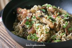 Cajun Chicken Tomato Rice