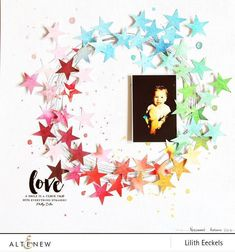 Scrapbook Layouts | 12X12 Layouts | Scrapbooking Ideas | Creative Scrapbooker Magazine #scrapbooking #12X12layouts #scrapbookideas