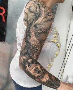 Arm Tattoo Baum                                                                                                                                                                                 Mehr
