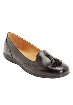 Plus Size Aster Flat