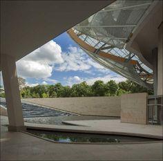 Фонд Louis Vuitton в Париже + (3 Видео)