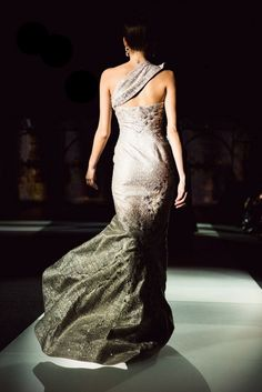 Giorgio Armani's One Night Only show in NYC