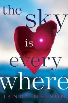 The Sky Is Everywhere ~ loved this book!!!! It was cheesy (the love story part) but so good!