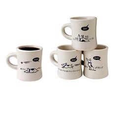Bad Dog Diner Mugs - BestProducts.com