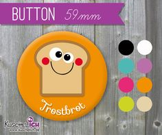 """Trostbrot"" Button"