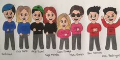 Ami Rodriguez, Youtubers, Squad, Family Guy, Guys, My Love, Fictional Characters, Ideas, The World