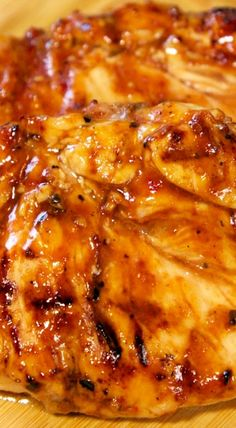 3-Ingredient Italian BBQ Chicken