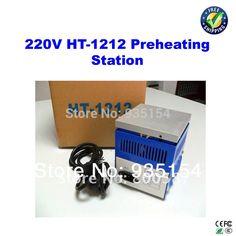 92.15$  Buy now - http://alil4h.worldwells.pw/go.php?t=1761504762 - 220V HONTON-1212 preheating machine preheat station, bga reballing heating plate preheater soldering station 92.15$