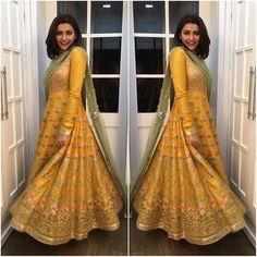 @prachidesai looking lovely in our yellow Anarkali . . #tamannapunjabikapoor #tpk #Lehenga #IndianWedding #Wedding #IndianFashion #WomensFashion #WomensWear #Bridal #Designer #Love #photooftheday #Shopping #Delhi #Mumbai #Bangalore #Chennai #Kolkata #Hyderabad #India #stylefile #prachidesai