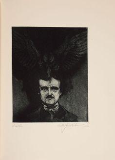 Books:Fine Press & Book Arts, Edgar Allan Poe.