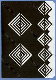 Diamond fold card - Monica's Creative Room