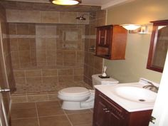 Basement Bathroom Ideas Considerations And Remodeling Tips