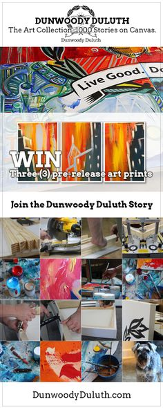 The Dunwoody Duluth Art Collection is the visual manifestation, the story, of what is at Dunwoody Duluth's core – the creative experience.  We believe creativity is key to our future economy and that creative awareness can change the lives of our next generation.  dunwoodyduluth.com