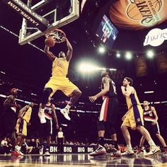 Lakers Players Pictures for pintrest | LA lakers | LAKERS