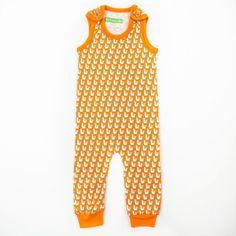 Lily-Balou jumpsuit seals orange