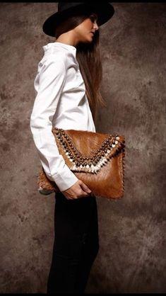 """fashionablyaspen: """"thepeachskin: clutch envy """""""
