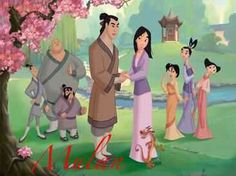 Mulan-Google Image Search This is the movie that INSPIRED my yorkies name...MU~SHU!
