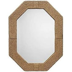 Best Rope Mirrors and Nautical Wall Decor! Discover the top-rated nautical themed rope wall decorations and rope themed mirrors. Nautical Wall Mirrors, Wall Mirrors Entryway, Rustic Wall Mirrors, Nautical Wall Decor, Nautical Rope, Mirror Bedroom, Framed Wall, Foyer, Mirror Shelves